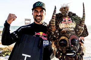 Red Bull King of the Air 2021 отложен